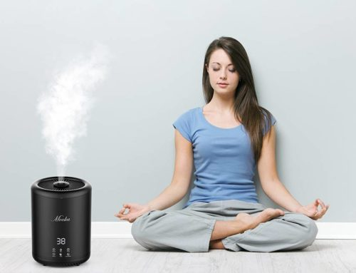 Black Mist Humidifier